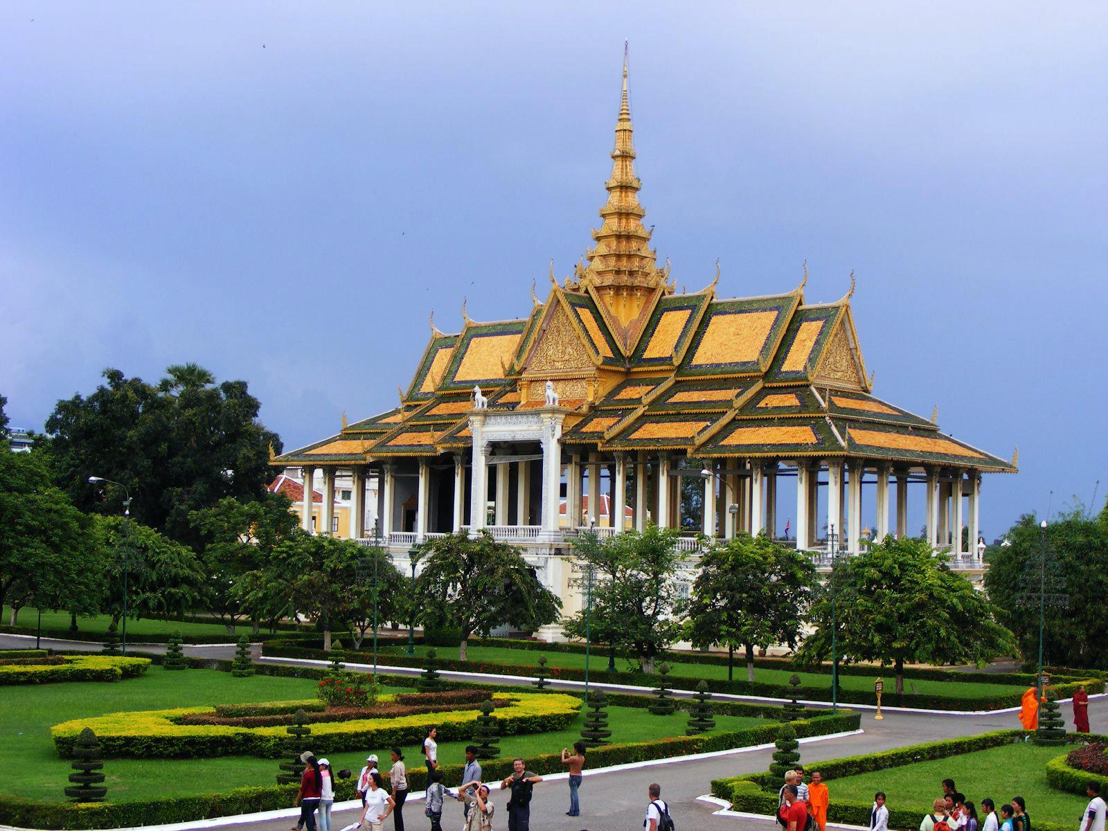 Combiné Vietnam et Cambodge