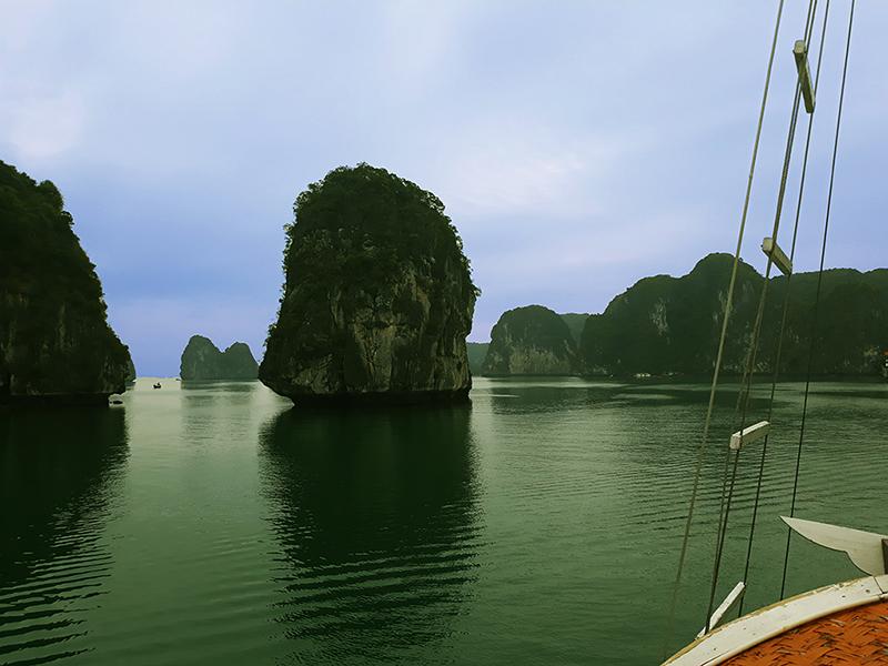 Des montagnes du Nord au Mekong au Sud